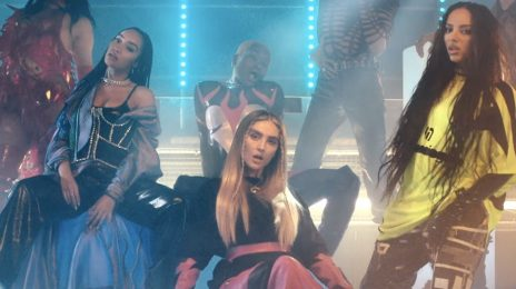 New Video: Little Mix - 'Confetti' (ft. Saweetie)