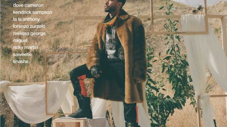 Miguel Covers SCHÖN! / Talks 'Art Dealer Chic,' Expectations In The Music Industry, & More