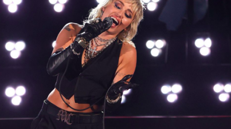 Watch: Miley Cyrus Rocks The Stage With 'Wrecking Ball,' 'We Can't Stop,' & More At NCAA Final Four Concert