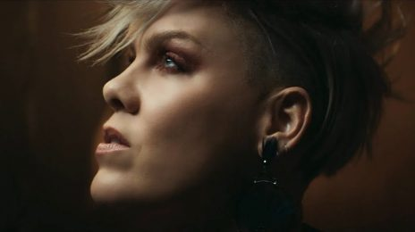 New Video: Pink & Rag 'N' Bone Man - 'Anywhere Away From Here'