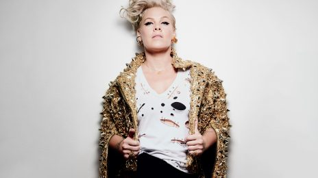 Report: Pink Inks Deal For Vegas Residency