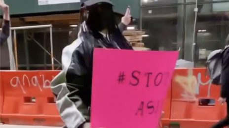 Rihanna Joins #StopAsianHate March In New York City
