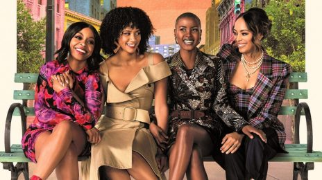 TV Trailer:  STARZ' 'Run the World' [from the Creator of 'Living Single']
