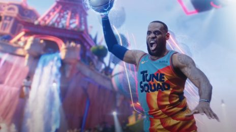 Movie Trailer: 'Space Jam: A New Legacy' [Starring LeBron James]