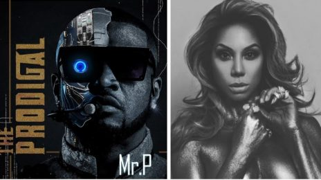 New Song: Mr. P - 'I Love You' (featuring Tamar Braxton, Teni, & Simi)