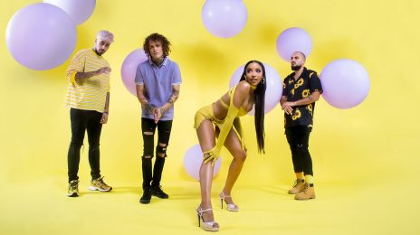 Tinashe Joins Forces With Cheat Codes For 'Lean On Me'