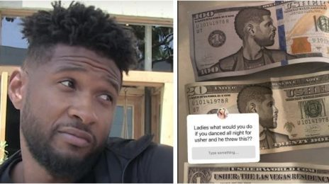 Stripper Backtracks After Club Owner Denies Usher Paid Dancers with Fake Money
