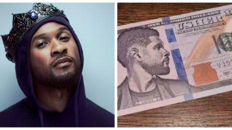 """Usher Confirms """"Ush Bucks' Money Is Promo For His Vegas Residency / Spills On Show"""