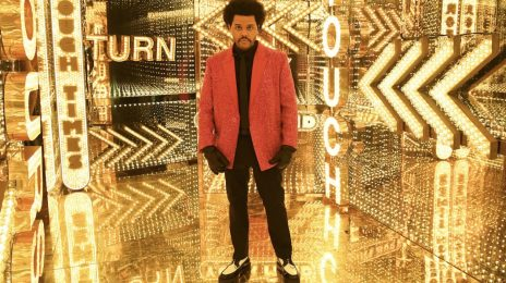 "The Weeknd Teases ""Magic"" New Music Made In Quarantine"