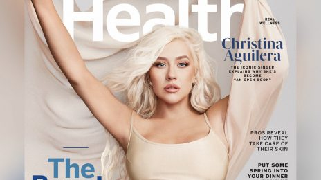 Christina Aguilera Stuns For Health Magazine / Talks Working On TWO New Albums & More