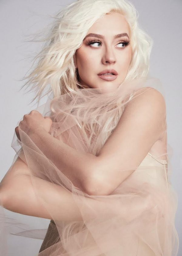 Christina Aguilera Stuns For Health Magazine / Talks Working On TWO New Albums & More - That Grape Juice