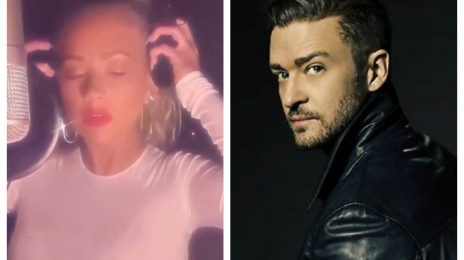 "Justin Timberlake Calls Christina Aguilera The ""Greatest Voice Of Our Generation"" As Star Teases New Music"