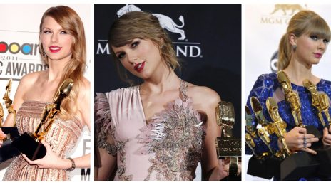 Taylor Swift Extends Record as Most Decorated Female in Billboard Music Award [#BBMAs] History