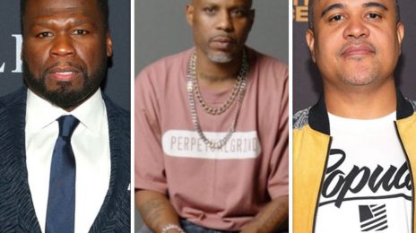 "50 Cent Calls Irv Gotti An ""Idiot"" For DMX Drug Overdose Comments"