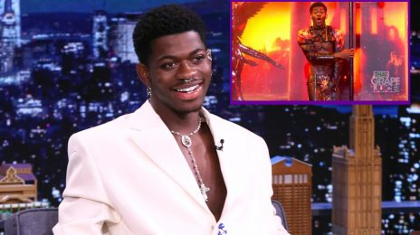 Lil Nas X Reflects on 'SNL' Wardrobe Malfunction: 'There Was Definitely a Breeze [Down There]'