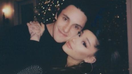 Ariana Grande Marries Dalton Gomez
