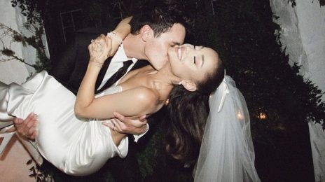 Ariana Grande Shares Pictures Of Her & Dalton Gomez's Wedding