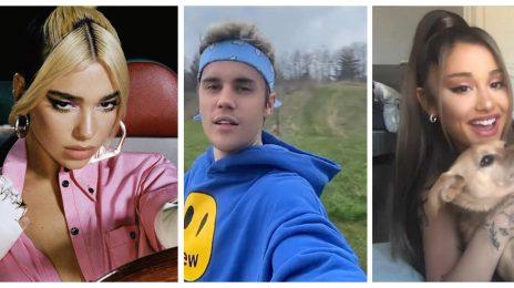 Dua Lipa, Ariana Grande, & Justin Bieber Among Early Snubs at 2021 Billboard Music Awards [#BBMAs]