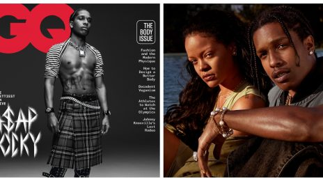 """A$AP Rocky Confirms Rihanna Relationship: She Is """"The Love Of My Life"""""""