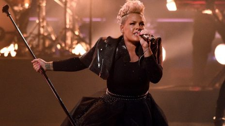 Watch:  P!nk Makes History as the Youngest Recipient Ever of the #BBMAs ICON Award