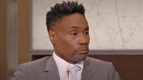 """Billy Porter Speaks More On HIV Diagnosis, Reveals He Was Sent To A Psychologist As A Kid Because People Thought He Was A """"Sissy"""""""