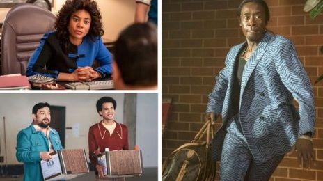 TV Trailer:  Showtime's 'Black Monday' Season 3 [starring Don Cheadle, Regina Hall]