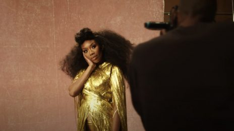 Watch: The Making Of Brandy's 'Starting Now'