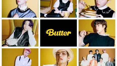 New Video:  BTS - 'Butter'
