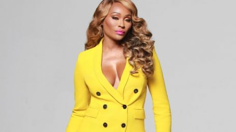 Exclusive: Cynthia Bailey Dishes On 'Real Housewives All-Stars,' Seagram's Collab, & More