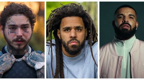 Hot 100: J. Cole Joins Exclusive List of Hitmakers To Debut 4 or More Songs in the Top 10