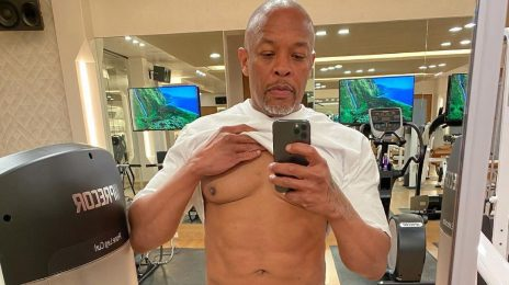 Dr. Dre Flaunts Body, Vows To Join Will Smith In The Gym