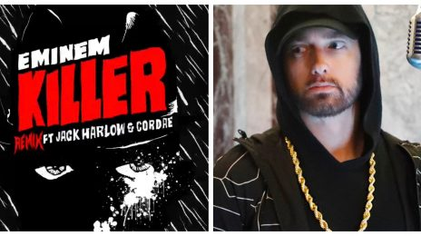 New Song: Eminem - 'Killer (Remix)' [featuring Jack Harlow & Cordae]