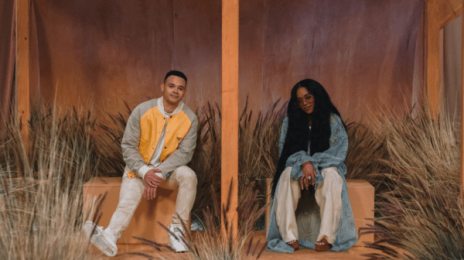 Behind the Scenes:  H.E.R. & Tauren Wells' 'Hold Us Together (Hope Mix)' Music Video [Watch]