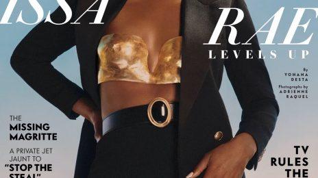 Issa Rae Covers Vanity Fair / Talks Ending 'Insecure' & More