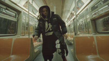 New Video: J. Cole - 'Applying Pressure'