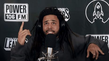 Watch: J. Cole Unleashes Fiery L.A. Leakers Freestyle / Shocks With Bill Cosby Lyric