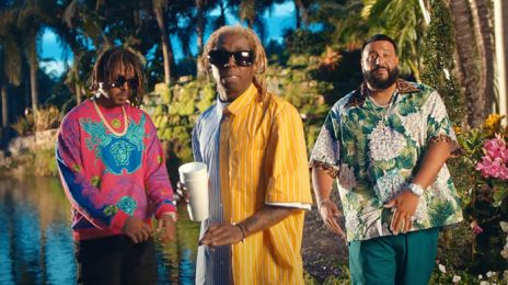 New Video:  DJ Khaled - 'Thankful' (featuring Jeremih & Lil Wayne)