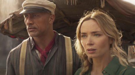 Extended Movie Trailer: 'Jungle Cruise' [Starring Dwayne Johnson]