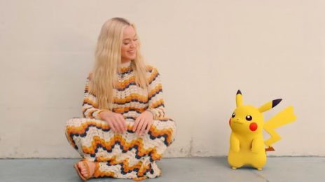 New Video:  Katy Perry - 'Electric' ['Pokémon' 25th Anniversary]