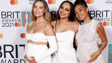 #BRITs 2021: Little Mix Make History By Becoming The First Girl Band To Win Best British Group