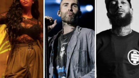 Maroon 5 Share 'Jordi' Album Tracklist (ft. H.E.R., Nipsey Hussle, Megan Thee Stallion, & More)