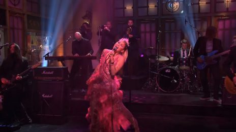 Miley Cyrus Wows With 'Plastic Hearts' & More On SNL [Performance]