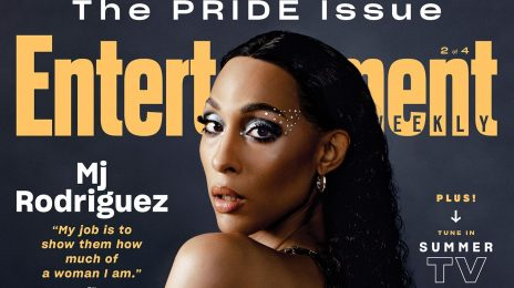 """'Pose' Star MJ Rodriguez Covers EW's Pride Issue /  Says Show Will """"Go Out With A Bang!"""""""