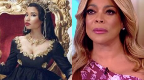 """Nicki Minaj Squashes Past Beef With Wendy Williams: """"You Are An Icon & Legend"""""""