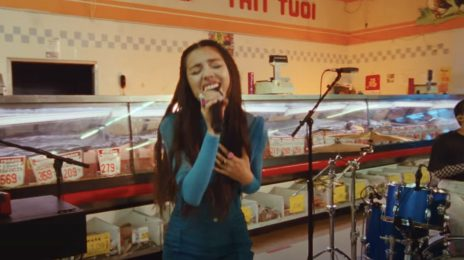 Olivia Rodrigo Named Vevo's First LIFT Artist Of 2021, Shares Exclusive Performance Of 'Deja Vu'