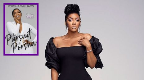 'The Pursuit of Porsha':  Porsha Williams Vows to Tell 'The Whole Story' with New Book & 'Huge' Book Tour