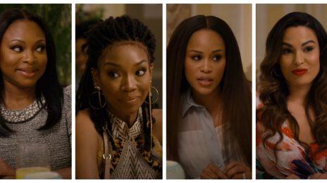First Look Trailer: 'Queens' [Starring Brandy, Eve, & Naturi Naughton]
