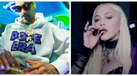 New Video: Snoop Dogg - 'Gang Signs' [Starring Madonna]