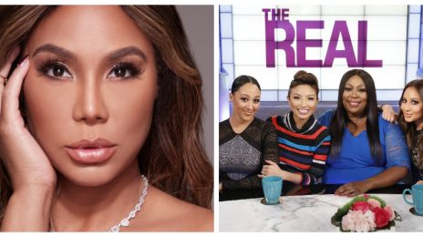 Tamar Braxton Spills On 'The Real' Reconciliation & Recording TWO New Albums