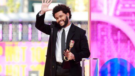 The Weeknd Dominates 2021 Billboard Music Awards (#BBMAs) [Full Winner's List]